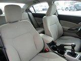 Honda Civic Sdn 2013 LX climatiseur bluetooth pneus hivers