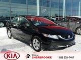 Honda Civic Sedan 2014 LX * A/C*CRUISE*BLUETOOTH*SIÈGES CHAUFFANTS *