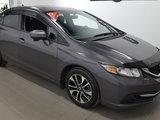 Honda Civic Sedan 2014 EX, toit ouvrant, sièges chauffants, caméra recul