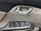 Honda Civic 2015 LX - GARANTIE - CAMÉRA DE RECUL!!
