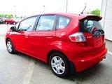 Honda Fit 2013 LX CLIMATISEUR GARANTIE PROLONGÉE 83500KM