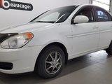 Hyundai Accent 2008 GL, air conditionné, vitres `lectriques