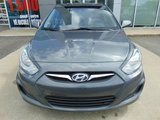 Hyundai Accent 2012 GL AUTOMATIQUE CLIMATISEUR REGULATEUR DE VITESSE