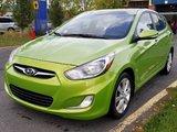 Hyundai Accent 2012 GLS TOIT-OUVRANT - DÉMARREUR-SIÈGES CHAUFFANTS!!