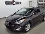 Hyundai Elantra 2013 GLS/ COUPE/ TOIT/ JANTES/ BLUETOOTH/