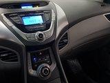Hyundai Elantra 2013 GLS, sièges chauffants, toit ouvrant, bluetooth