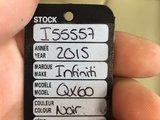 Infiniti QX60 2015 GPS+CERTIFIÉ+6ANS 160000KM PROLONGÉ