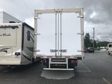 Isuzu NPR HD DSL REG AT 2012 Cube 18 PIEDS Diesel
