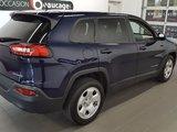 Jeep Cherokee 2016 SPORT, bluetooth, régulateur