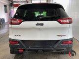 Jeep Cherokee 2016 TRAILAWK V6 4X4- GPS- CUIR- CAMÉRA- HITCH!!!