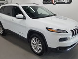 Jeep Cherokee 2016 Limited, navigation, cuir, hitch