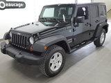 Jeep Wrangler Unlimited 2012 SPORT, 4portes, toit dur/toit souple