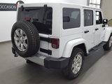 Jeep Wrangler Unlimited 2013 SAHARA, navigation, toit souple, très bel état