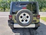 Jeep Wrangler Unlimited 2013 SAHARA - NAV / GPS - 4X4 - HITCH - MAGS !!!