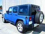 Jeep Wrangler Unlimited 2015 V6 3.6L AUTOMATIQUE UNLIMITED SAHARA