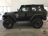 Jeep Wrangler 2012 SPORT LIFT KIT 4X4 - MANUEL - BAS MILLAGE!!
