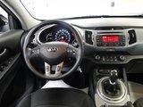 Kia Sportage 2016 LX *CRUISE*BLUETOOTH*A/C*AUX/USB*