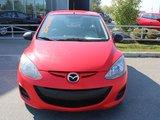 Mazda Mazda2 2013 GX*MANUELLE*AC*VITRE ÉLEC*