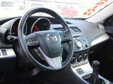 Mazda Mazda3 2010 GT*MAN*TOIT*AC*BLUETOOTH*CRUISE*SIEGES CHAUFF*AUX