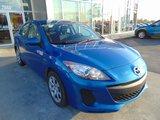 Mazda Mazda3 2013 AUTOMATIQUE A/C RÉGULATEUR VITESSE