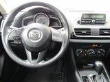 Mazda Mazda3 2014 34000KM AUTOMATIQUE CLIMATISEUR BLUETOOTH