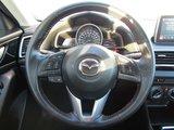 Mazda Mazda3 2016 GS + SIÈGES CHAUFFANTS 12500KM CAMÉRA DE RECUL