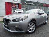 Mazda Mazda3 2016 GX/AUTOMATIQUE/SKY ACTIV/CLÉ INTELLIGENTE/