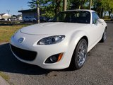 Mazda MX-5 2010 GT- MANUELLE 6 VITESSES- MAGS- CONVERTIBLE- CUIR!!
