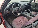 Mazda MX5 Miata 2007 GT- MANUELLE 6- CONVERTIBLE- CUIR- BAS MILLAGE!