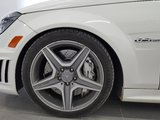 Mercedes-Benz C63 AMG 2009 6.3L AMG, navigation, toit ouvrant