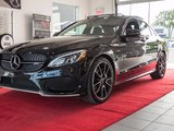 Mercedes-Benz C-Class 2017 C43 AMG *Performance Seat + AMG Driving Pack*