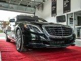 Mercedes-Benz S-Class 2016 S550 4matic *Conduite Intelligente - Premium*