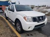 Nissan Frontier 2012 SV CREW CAB 4X4 -MARCHEPIEDS- BAS MILLAGE!