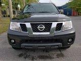 Nissan Frontier 2016 SV CREW CAB -4X4- MAGS- HITCH- CAMÉRA - CERTIFIÉ!!