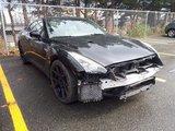 Nissan GT-R 2016 AILERON CARBONE