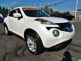 Nissan Juke 2016 SL/CUIR/AWD/TURBO/TOIT OUVRANT/NAVIGATION