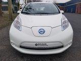 Nissan Leaf 2015 S- CERTIFIé- AUTOMATIQUE - CAMéRA!