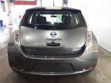 Nissan Leaf 2015 SL 100 % ÉLECTRIQUE - CUIR - GPS - CUIR