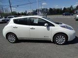 Nissan Leaf 2017 S/100% ÉLECTRIQUIE/BLUETOOTH/COMMANDE AU VOLANT/