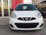 Nissan Micra 2015 S JAMAIS ACCIDENTÉ BAS MILLAGE WOW !!