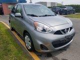 Nissan Micra 2015 SV -CERTIFIÉ - DÉMARREUR -  JAMAIS ACCIDENTÉ !!