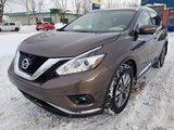 Nissan Murano 2015 SL AWD- CERTIFIÉ- GPS- TOIT- CUIR- CAMÉRA!!