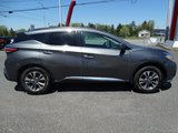 Nissan Murano 2016 S/CLÉ INTELLIGENTE/NAVIGATION GPS/BLUETOOTH/