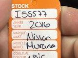 Nissan Murano 2016 SL+CERTIFIÉ+AWD+VEHICULE DE LA DIRECTION