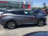 Nissan Murano 2017 SV AWD TOIT NAVIGATION CAMÉRA JAMAIS ACCIDENTÉ