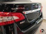 Nissan Sentra 2015 SV CERTIFIÉ - SIÈGES CHAUFFANTS - CAMÉRA -  MAGS