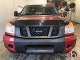 Nissan Titan 2013 SV 4X4- AUTOMATIQUE- CAMÉRA- DÉMARREUR-MARCHEPIED!