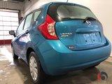 Nissan Versa Note 2015 S- CERTIFIÉ- AUTOMATIQUE - BAS MILLAGE- FAUT VOIR!