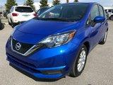 Nissan Versa Note 2017 SV CAMÉRA DE RECUL BLUETOOTH MAGS JAMAIS ACCIDENTÉ
