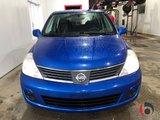 Nissan Versa 2008 S 1.8L -MANUELLE 6 VITESSES- AUBAINE- BAS MILLAGE!